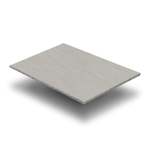 Brushed Natural Aluminium – H 9103 S