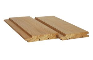 Drevená fasádna palubovka utv 19x117